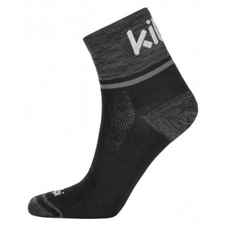 Ponožky KILPI REFTY-U MU0028KI ČERNÁ