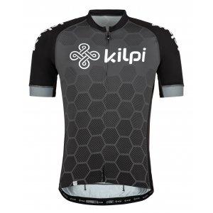 Pánský cyklistický dres KILPI MOTTA-M MM0041KI ČERNÁ