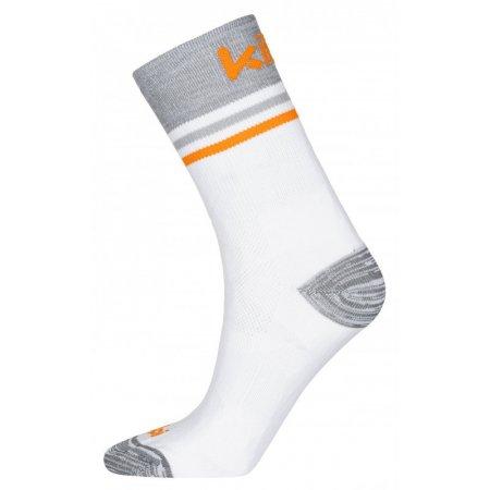 Ponožky KILPI BORENY-U MU0030KI BÍLÁ