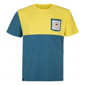 Pánské triko KILPI MELANG-M MM0089KI TMAVĚ MODRÁ