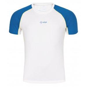 Pánské funkční triko KILPI BRICK-M MM0071KI BÍLÁ