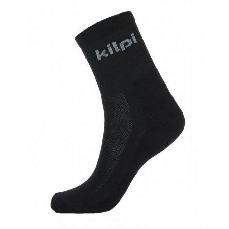 Ponožky KILPI AKARO-U MU0035KI ČERNÁ
