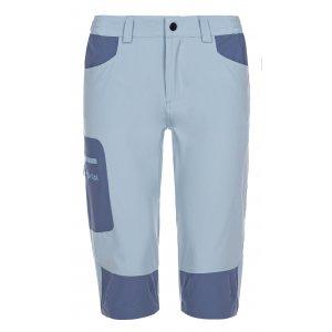 Dámské 3/4 kalhoty KILPI OTARA-W ML0134KI SVĚTLE MODRÁ