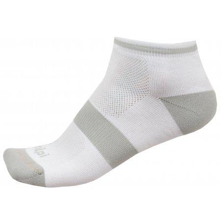 Ponožky KILPI TOES-U MU0031KI BÍLÁ