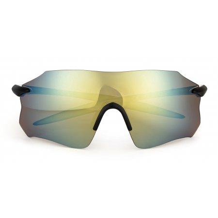Sluneční brýle KILPI REZZA-U MU0056KI SVĚTLE ZELENÁ