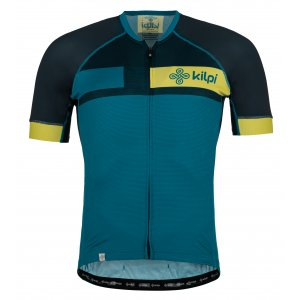Pánský cyklistický dres KILPI TREVISO-M MM0040KI TMAVĚ MODRÁ