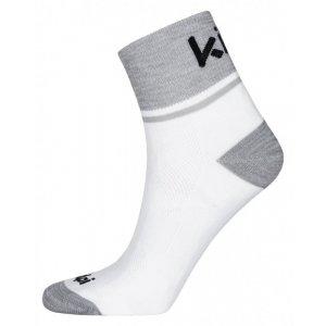 Ponožky KILPI REFTY-U MU0028KI BÍLÁ