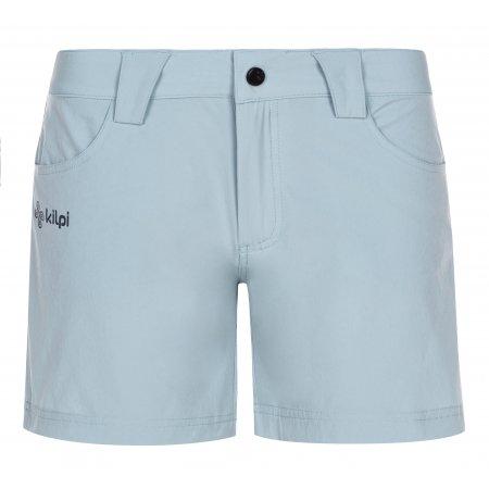 Dámské šortky KILPI SUNNY-W ML0031KI SVĚTLE MODRÁ