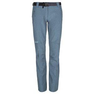 Dámské kalhoty KILPI WANAKA-W ML0026KI MODRÁ