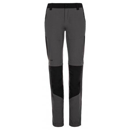 Dámské kalhoty KILPI HOSIO-W ML0022KI TMAVĚ ŠEDÁ