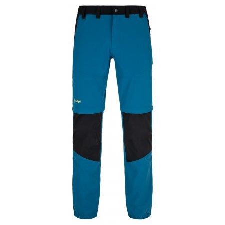 Pánské kalhoty KILPI HOSIO-M MM0024KI TMAVĚ MODRÁ