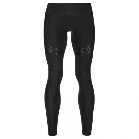 Pánské elastické kalhoty KILPI GEARS-M MM0073KI ČERNÁ