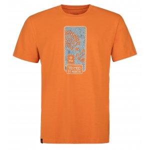 Pánské triko KILPI BOOTY-M MM0088KI ORANŽOVÁ