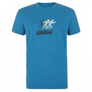 Chlapecké triko KILPI LAMI-JB MJ0013KI TMAVĚ MODRÁ