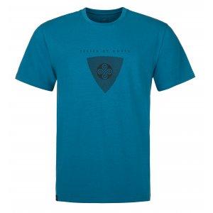 Pánské triko KILPI FORD-M MM0086KI TMAVĚ MODRÁ