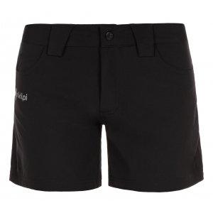 Dámské šortky KILPI SUNNY-W ML0031KI ČERNÁ