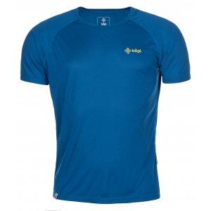 Pánské funkční triko KILPI DIMARO-M MM0056KI TMAVĚ MODRÁ