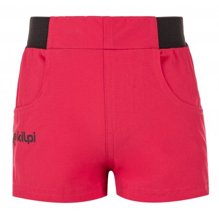 Dívčí šortky KILPI SUNNY-JG MJ0035KI RŮŽOVÁ