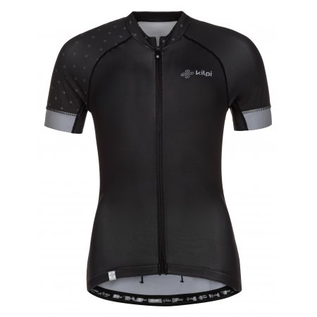 Dámský cyklistický dres KILPI WILD-W ML0042KI ČERNÁ