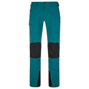 Pánské kalhoty KILPI TIDE-M NM0015KI TYRKYSOVÁ