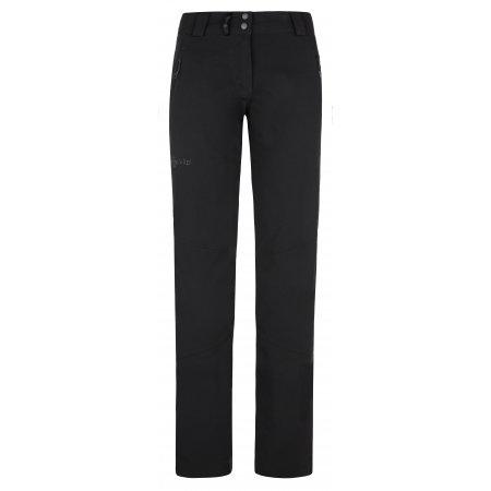 Dámské kalhoty KILPI LAGO-W NL0012KI ČERNÁ