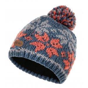 Dámská zimní čepice KILPI HOOT-W NL0068KI MODRÁ