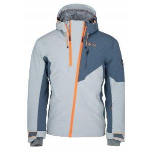 Pánská lyžařská bunda KILPI THAL-M NM0017KI SVĚTLE MODRÁ