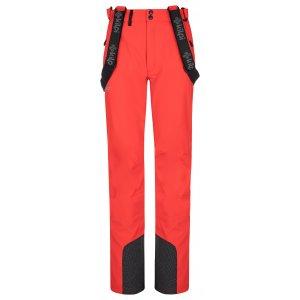 Dámské softshellové kalhoty KILPI RHEA-W NL0047KI ČERVENÁ