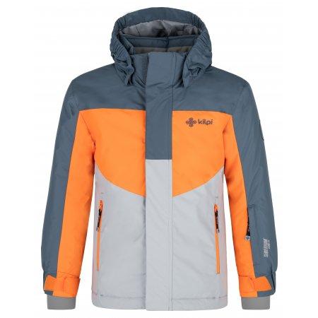 Chlapecká lyžařská bunda KILPI OBER-JB NJ0002KI MODRÁ