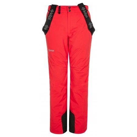 Dámské lyžařské kalhoty KILPI ELARE-W NL0046KI ČERVENÁ