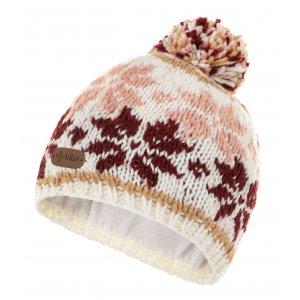 Dámská zimní čepice KILPI HOOT-W NL0068KI BÍLÁ