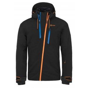 Pánská lyžařská bunda KILPI THAL-M NM0017KI ČERNÁ