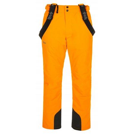 Pánské lyžařské kalhoty KILPI MIMAS-M NM0029KI ORANŽOVÁ