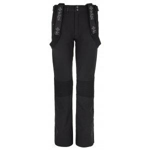 Dámské softshellové kalhoty KILPI DIONE-W NL0033KI ČERNÁ