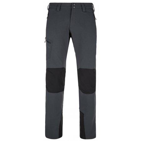 Pánské kalhoty KILPI TIDE-M NM0015KI TMAVĚ ŠEDÁ
