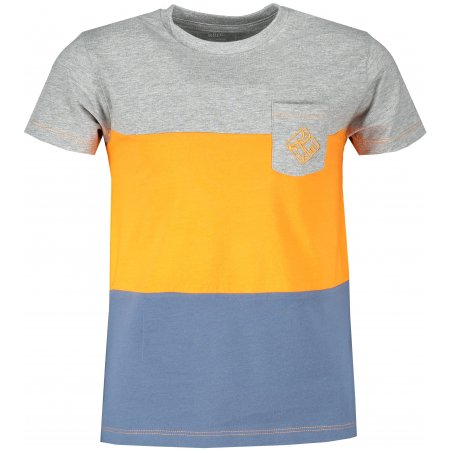 Chlapecké tričko KILPI TRES-JB NJ0057KI MODRÁ