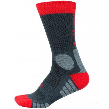 Turistické ponožky KILPI MORO-U NU0012KI ČERNÁ