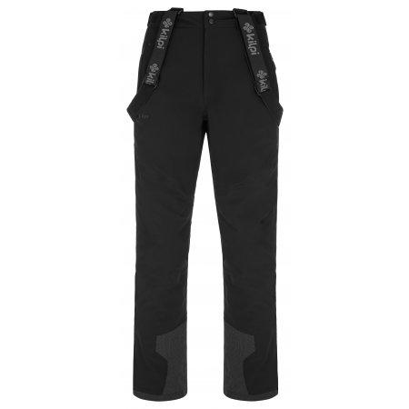 Pánské lyžařské kalhoty KILPI REDDY-M NMX021KI ČERNÁ