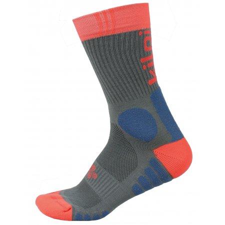 Turistické ponožky KILPI MORO-U NU0012KI SVĚTLE MODRÁ
