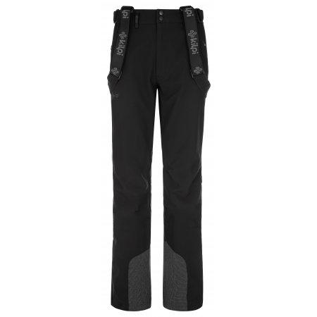 Dámské softshellové kalhoty KILPI RHEA-W NL0047KI ČERNÁ