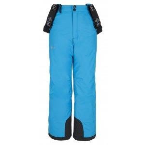 Chlapecké lyžařské kalhoty KILPI MIMAS-JB NJ0017KI MODRÁ