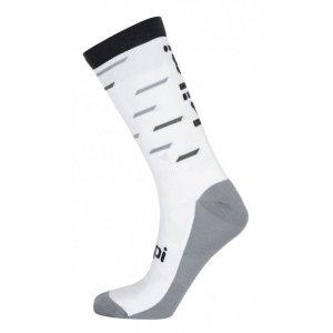 Ponožky KILPI BORENY-U PU0055KI BÍLÁ