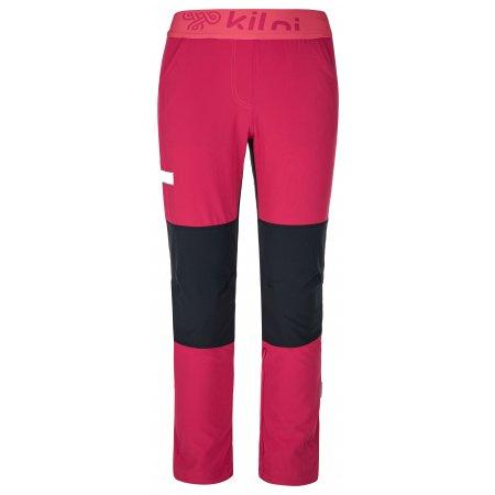 Dívčí kalhoty KILPI KARIDO-JG PJ0012KI RŮŽOVÁ