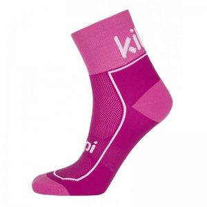 Ponožky KILPI REFTY-U PU0053KI RŮŽOVÁ