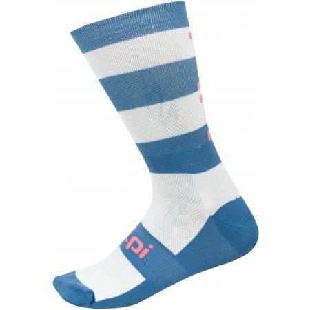 Ponožky KILPI BORENY-U PU0055KI SVĚTLE MODRÁ