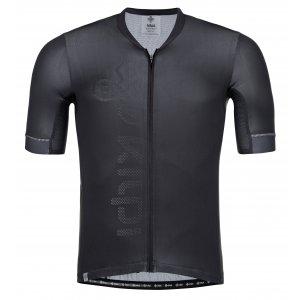 Pánský cyklistický dres KILPI BRIAN-M PM0046KI ČERNÁ