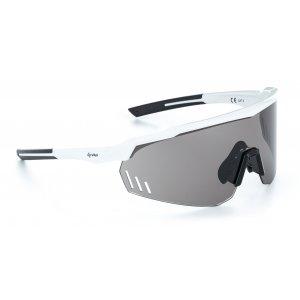 Sluneční brýle KILPI LECANTO-U PU0059KI BÍLÁ