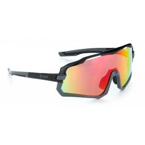Sluneční brýle KILPI SHADY-U PU0060KI ČERNÁ