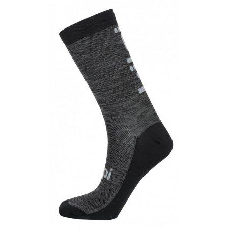 Ponožky KILPI BORENY-U PU0055KI ČERNÁ