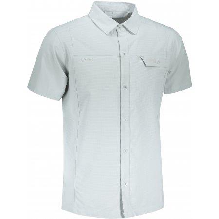 Pánská košile KILPI BOMBAY-M PM0020KI SVĚTLE MODRÁ